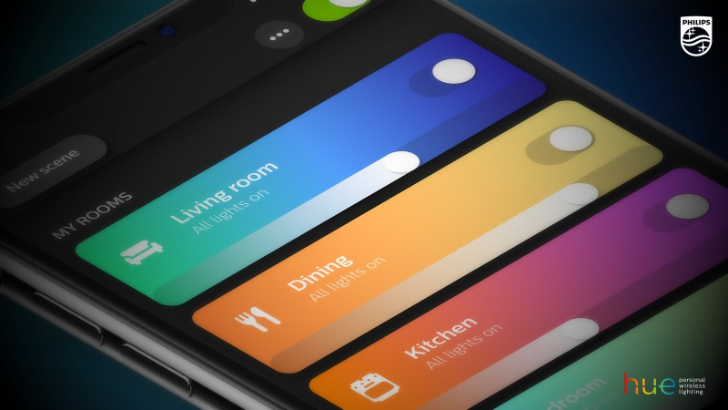 How to setup Philips Hue 'Power On Behavior' feature