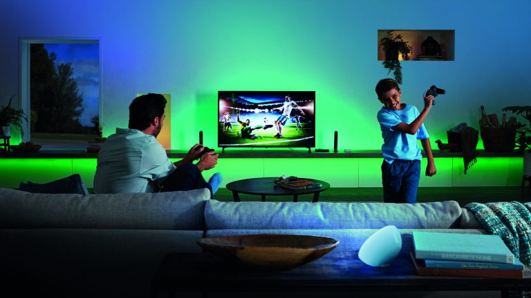 Sync Philips Hue Lights with Music, Movies & Gaming